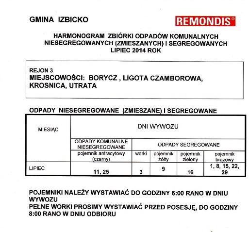 Borycz, Ligota Czamborowa, Krośnica , Utrata.jpeg