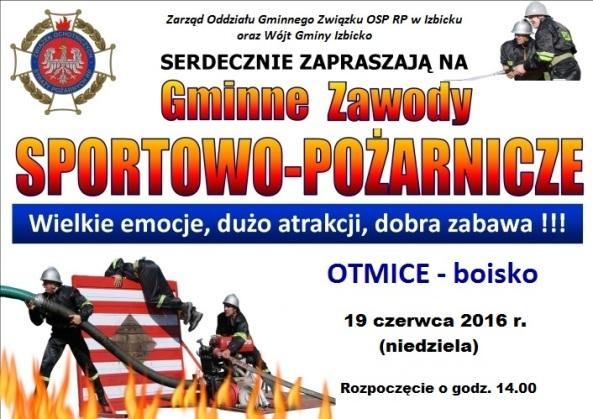 Gminne Zawody Sportowo-Pożarnicze - 19.06.2016r..jpeg