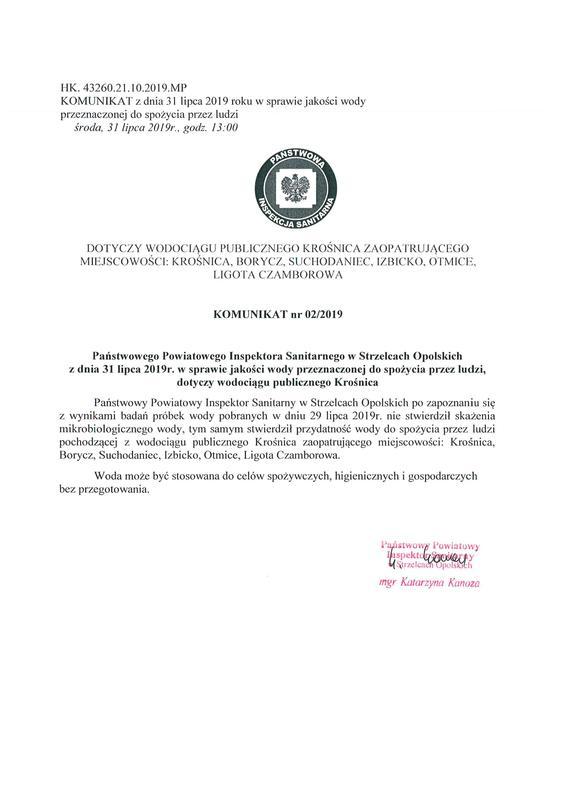Komunikat PPIS w Strzelcach Opolskich.jpeg
